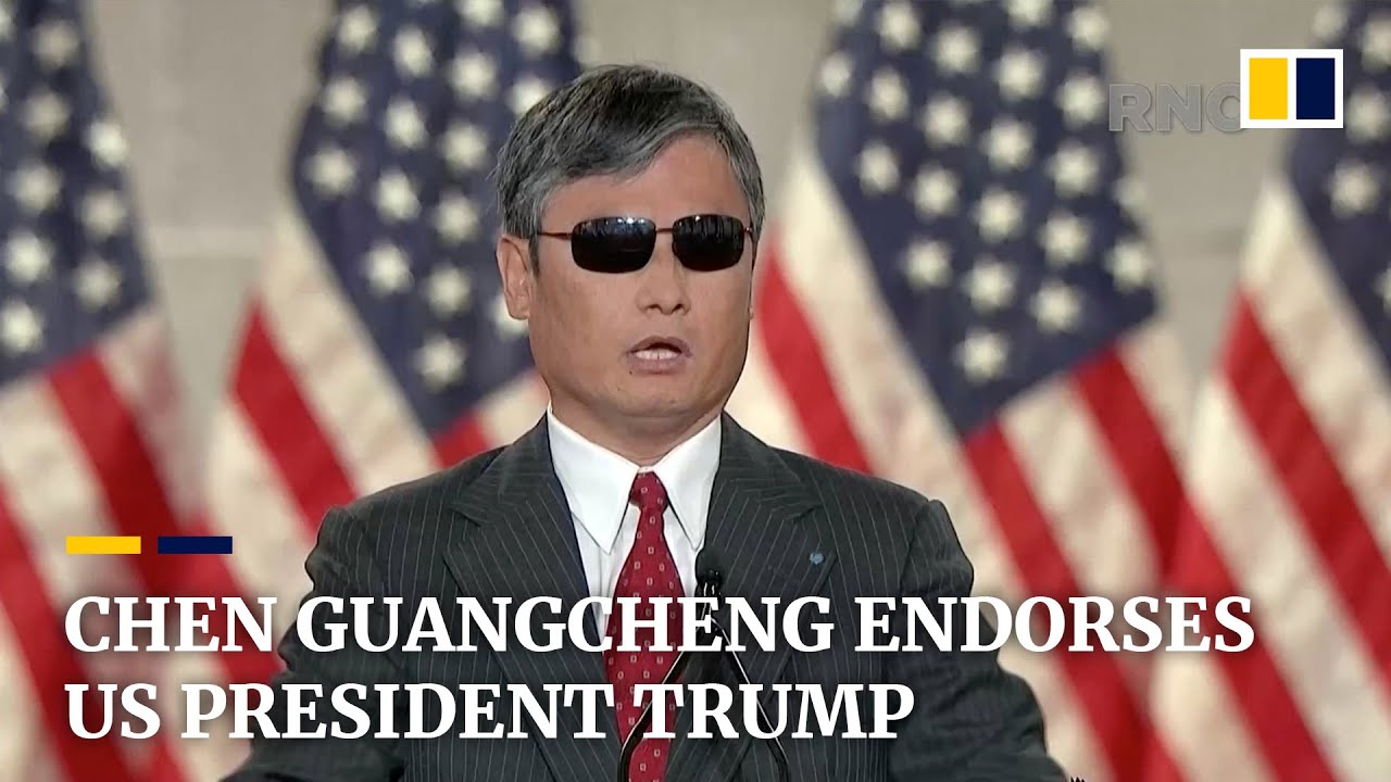 Chen Guangcheng: Chinese dissident brought to US by Obama ...