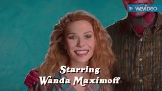 All Wandavision Intros / Openings