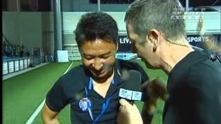 20121028 シンガポールカップ決勝; SAFFC優勝!!