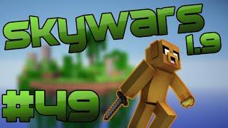 "DEMASIADO... ¿""FÁCIL""? :-/   SKYWARS NO PREMIUM 1.9 Ep. #49 (Minecraft pvp)"