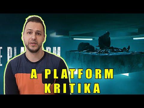 A PLATFORM - Filmkritika