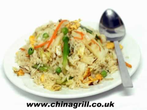 China grill is a London basic Chinese halal food restaurant