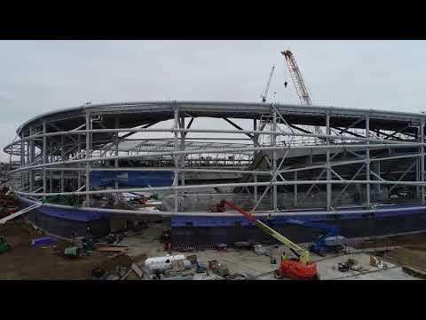 Allianz Field: Drone Footage