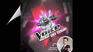 Harrison Craig is touring with The Voice Kids Australia!