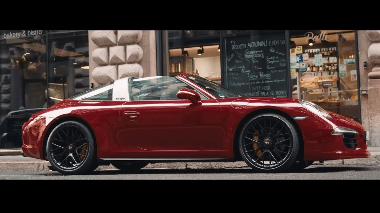 All That Matters Scott Schuman Meets The New 911 Targa 4