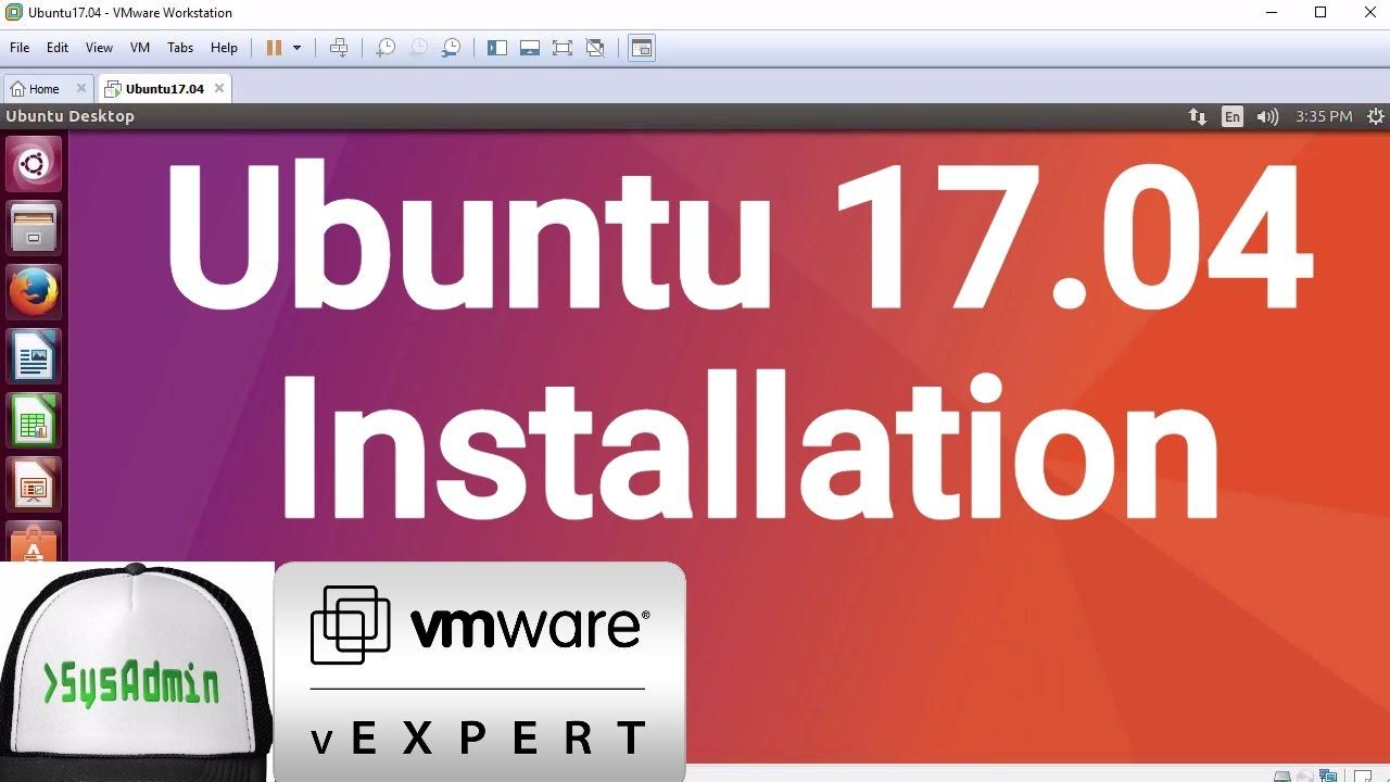 Ubuntu 17 04 Beta 2 Installation + VMware Tools on VMware Workstation [2017]