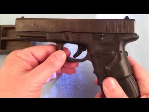Glock Safety Problem