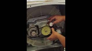 Washer Shift Actuator Part Wpw10006355 How To Replace