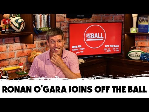 Ronan O'Gara On Retirement Agony, Six Nations, Scotland 2000 And Ringrose   #OTBAM