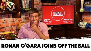 Ronan O'Gara on retirement agony, Six Nations, Scotland 2000 and Ringrose | #OTBAM