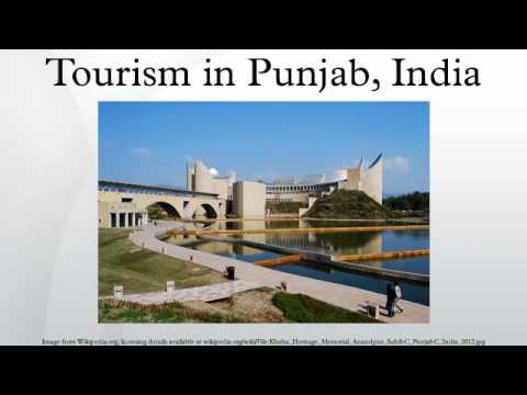 Tourism in Punjab, India