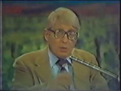 Dr. Harold F. Searles - Case Study - Borderline Part 1 of 2