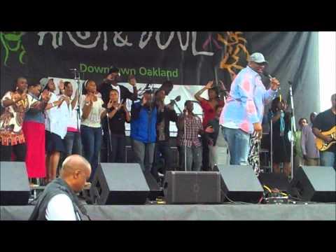 Carl Mason & V.O.C.P Art & Soul 2012