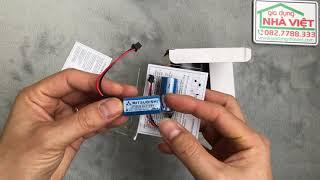 Pin nuôi nguồn PLC CNC 3V Mits…