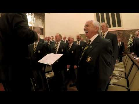 Port Talbot Cymric Choir - This little light of mine