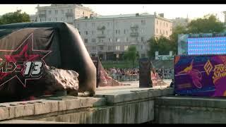 Экстрим-шоу в центре Екатеринбурга