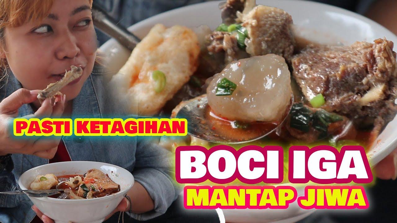 Kuliner Boci IGA Mantap Jiwa - Bekatuliner
