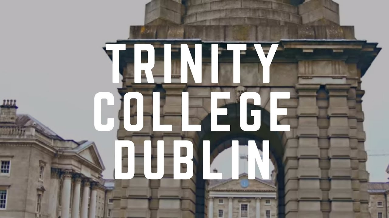 Trinity College Dublin - Trinity College Museum & Library / History /  Ireland / Book of Kells