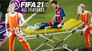FIFA 21 - ALL NEW FEATURES THAT YOU NEED TO KNOW!