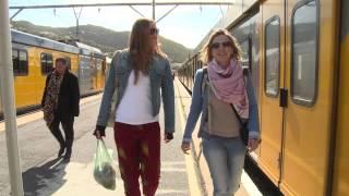 Entdecke Kapstadt auf alternativen Routen mit Nicola und Jolanda. (German version)