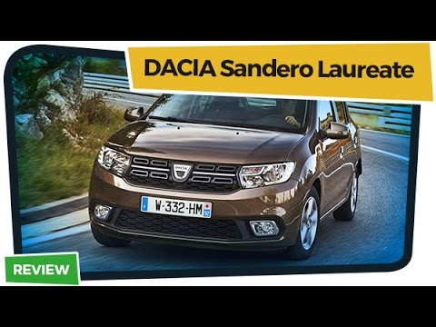 what you don 39 t know about dacia sandero laureate sce 75 2017 honest review youtube. Black Bedroom Furniture Sets. Home Design Ideas