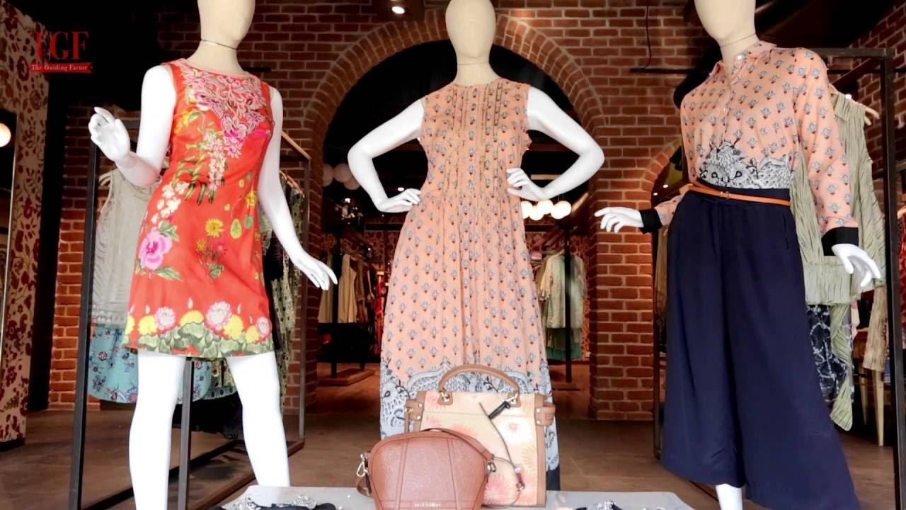 Ritu Kumar Indiranagar Boutique Indian Fashion Youtube