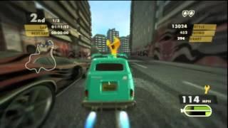 Need for Speed: Nitro - Botafogo Beach (4L)