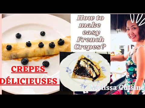 🍓recette:-crÊpes-dÉlicieuses-en-3-minutes---easy-french-crepes