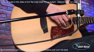 Cole Clark Cedar Mahogany Fat Lady 2 Acoustic-Electric | N Stuff Music Product Review