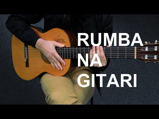 Rumba ritam na gitari