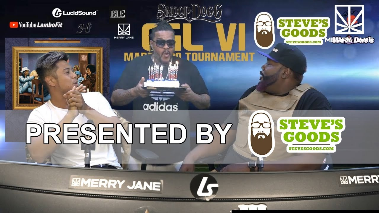 Snoop Dogg Plays Madden 20 with his Homies in the GGL VI Championship [Part 6]