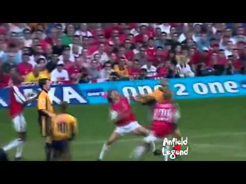 The Michael Owen Final   FA Cup Final 2001 Arsenal 1 2 Liverpool