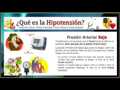 f5d42fc235bee ¿Qué es la Hipotensión Arterial  - Presión Arterial Baja ...