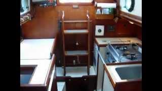 Sirocco cabin tour