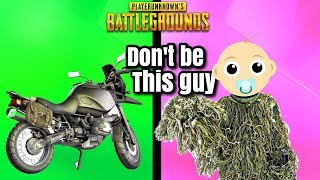 5 WORST Kinds of PUBG Players! - PlayerUnknownsBattlegrounds