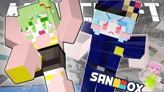 지라라는 팬티도둑?!🚔그것도 남자팬티를 훔쳤다!🚔 【범죄상황극】 마인크래프트 (Minecraft) - [설레임Tv]