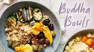 3 Nutritious BUDDHA BOWLS with Chef Brooke Williamson | HONEYSUCKLE