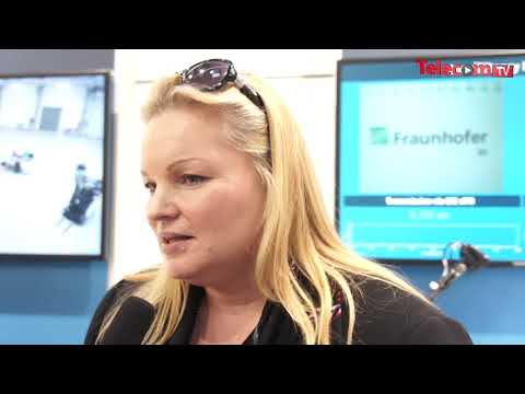 5G & Industrial IoT R&D from Fraunhofer Institute @ MWC 2018