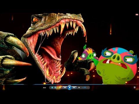 Мультфильмы про машинки все серии подряд Angry Birds Развивающие Видео Мультики для детей mirglory