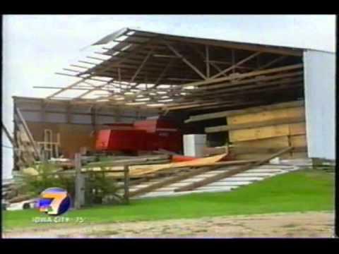 Stanley, Iowa, EF1 Tornado-Danny Murphy Interview on August 20, 2009