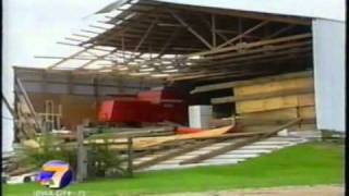 Stanley, Iowa, EF1 Tornado-Danny Murphy Interview on August 20, 2009