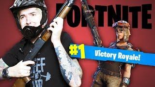BABYSITTING DUTIES • Fortnite Battle Royale Gameplay
