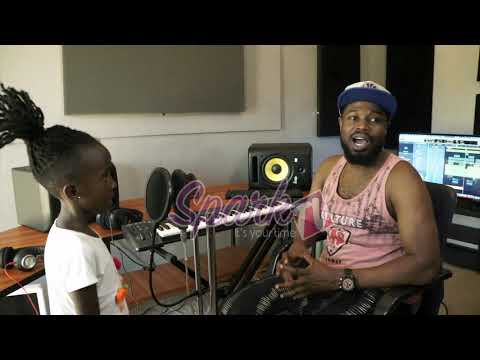 Live Wire: Felister kicks off  studio sessions with Daddy Andre