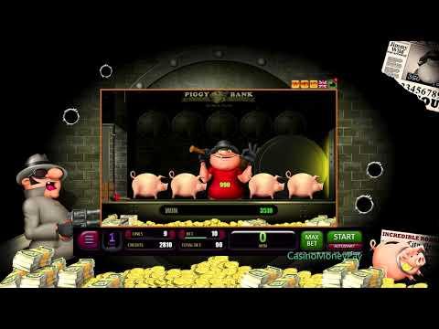 Автомат Свинья 🐷 Копилка раздаёт монеты!