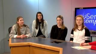 03.08.2017 Senior Compass: Marshall's AFS Exchange Students