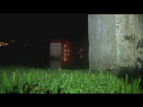 Standing water creates driving hazard in Port Charlotte