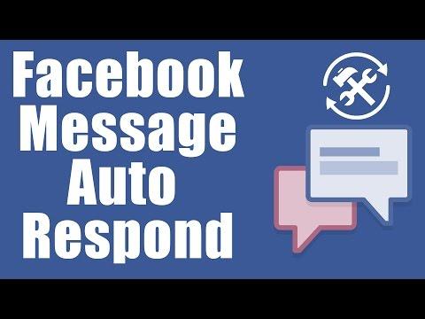 Facebook Page Auto Message Respond Activation