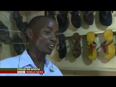 YBI Young Entrepreneur Awards 2016 featured on BBC World News
