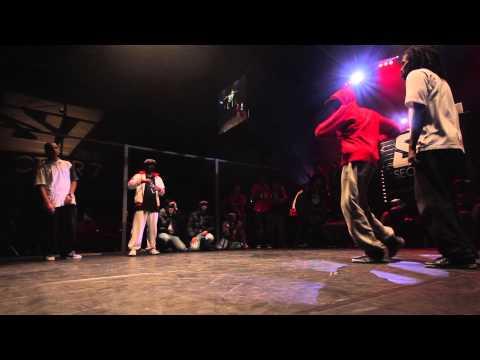BATTLE RING 2012 - Icee & Boubou vs Paul Ereck & Cecef - Finale Newstyle