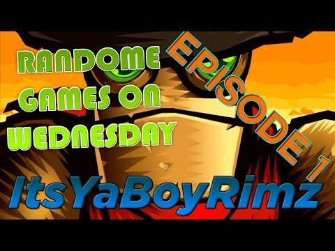 Random Games On Wednesday EP.1 | SteamWorld Dig |